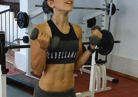 Ariadna Fit – Instagramer and #fitgirl