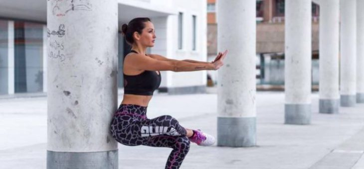 Isabel Delima – influencer Fit girl