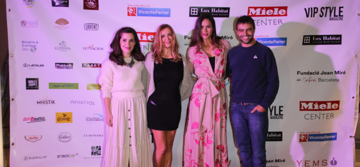 Evento solidario con influencers