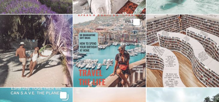 Travelthelife- Influencer de viajes