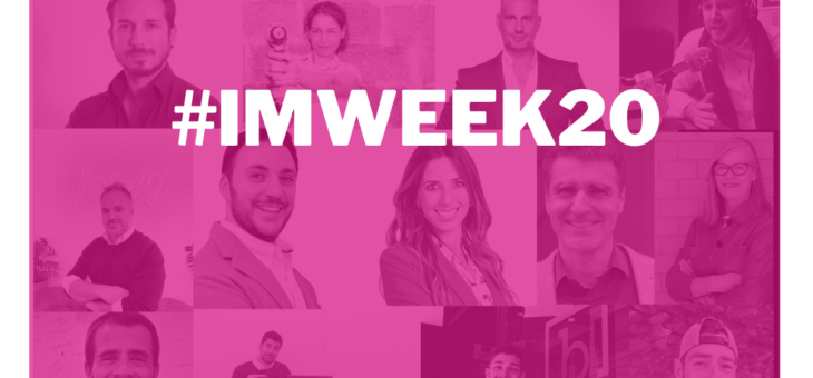 Participamos en el evento Influencer Marketing Week 2020