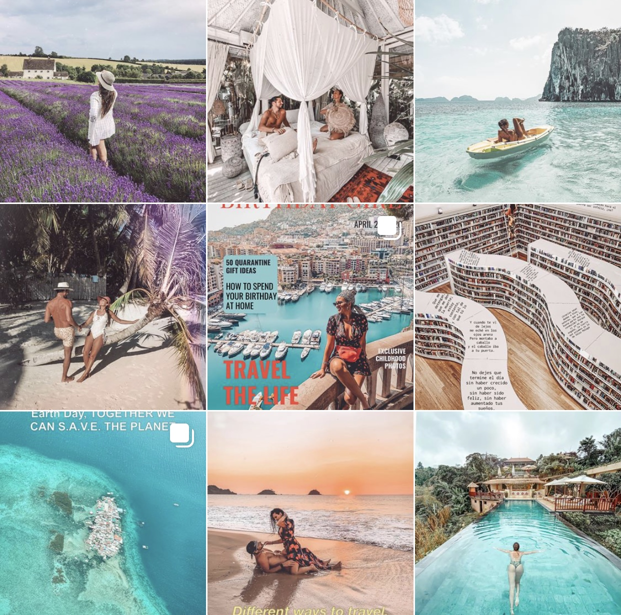 @travelthelife influencer de viajes